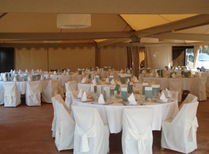 Alquiler de material para fiestas de catering Banyoles
