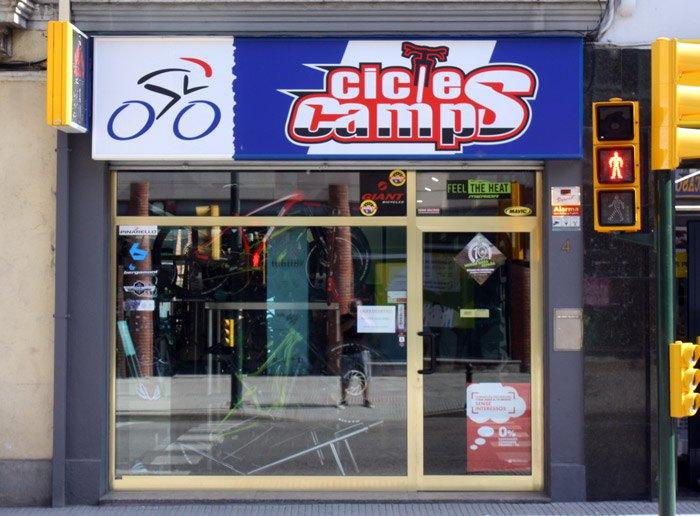 Venta y reparación de bicicletas en Olot