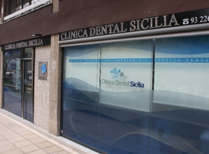 Clínica dental a l'Eixample