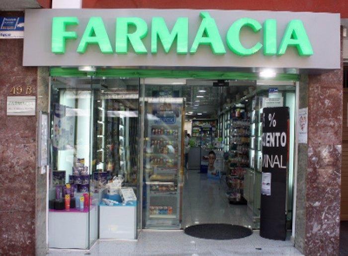 Farmàcia a Cerdanyola del Vallès