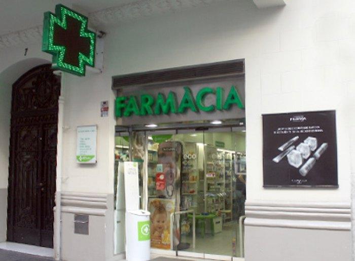 Farmacia en Sant Gervasi
