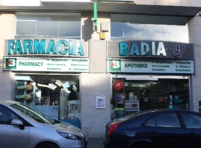 Farmacia en Pineda de Mar