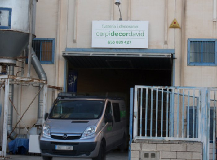 Carpinter a el vendrell carpidecordavid for Muebles el vendrell
