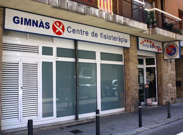 Gimnàs a Figueres