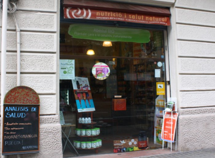 Herbolario y dietética en Les Corts