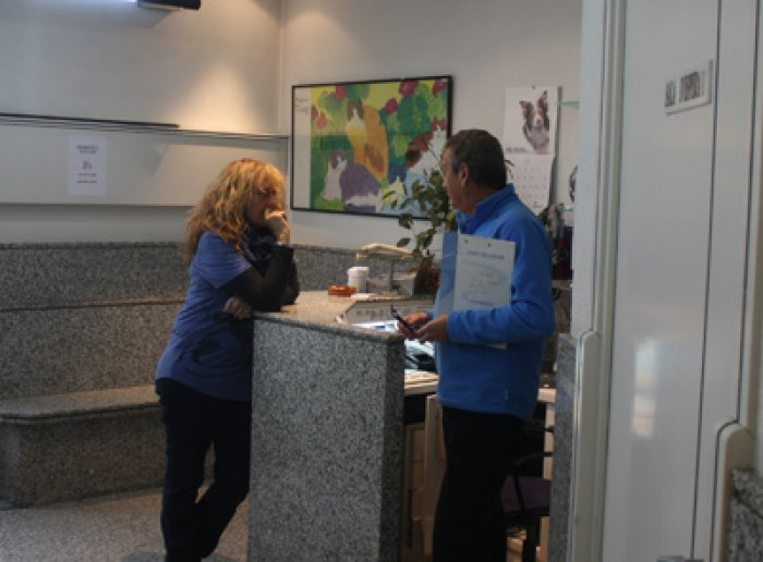 Hospital Veterinari a Terrassa