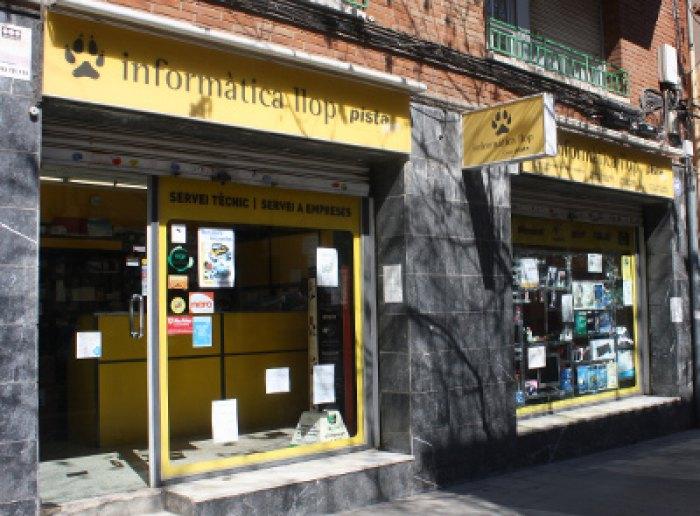 Botiga informàtica a Cerdanyola del Vallès