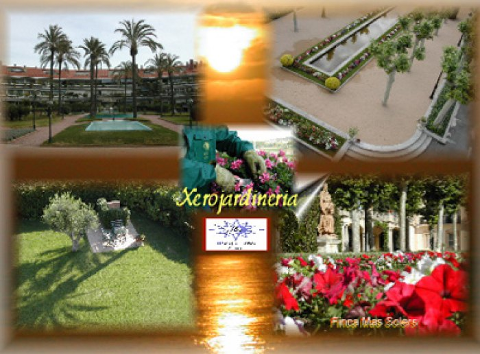 Jardineria a Sitges