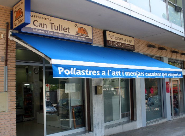 Menjar per emportar a Castelldefels
