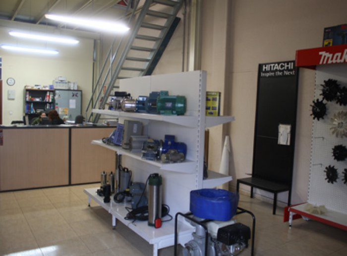 Motors elèctrics Lleida