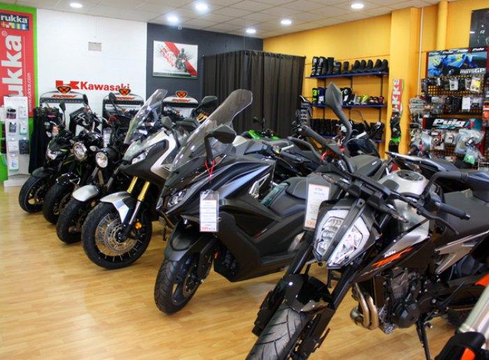 Venda i reparació motos i quads a Vilafranca
