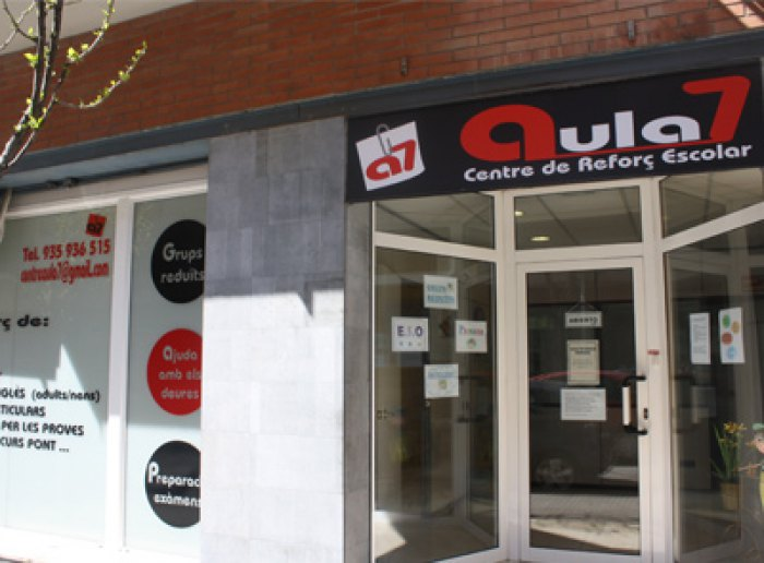 Classes de reforç Mollet