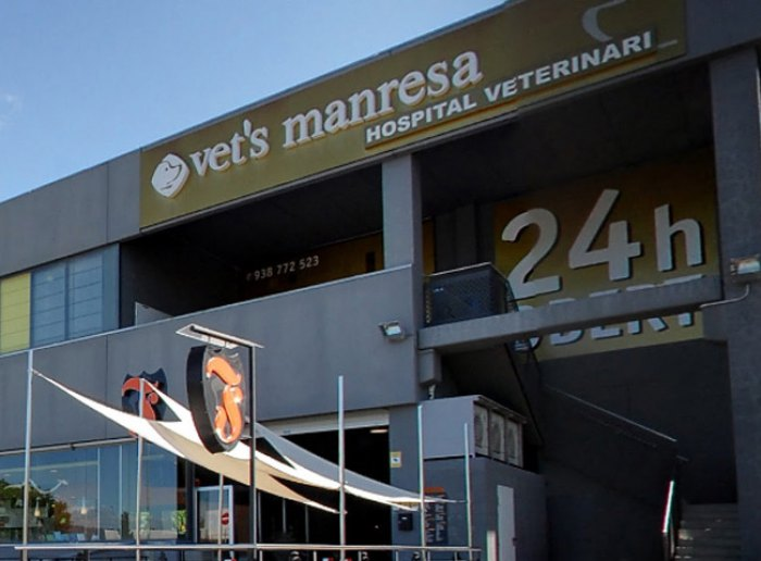 Hospital veterinari a Manresa