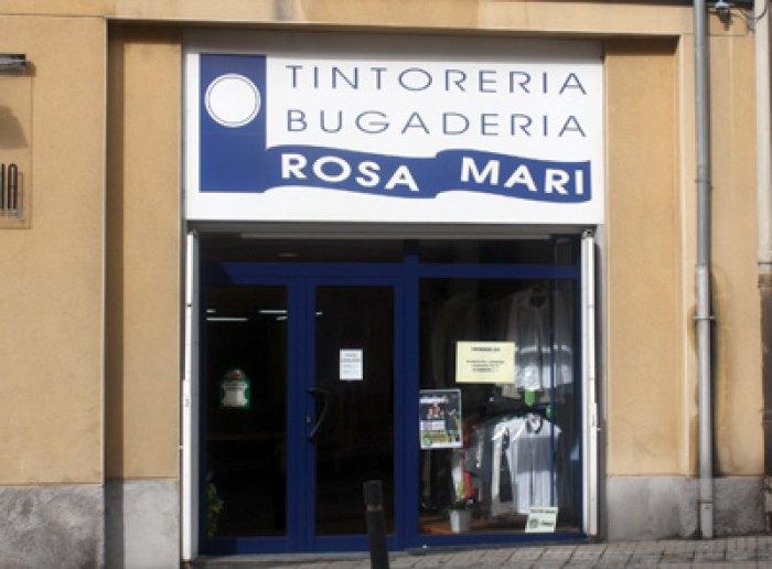 Tintoreria, Bugaderia, Berga