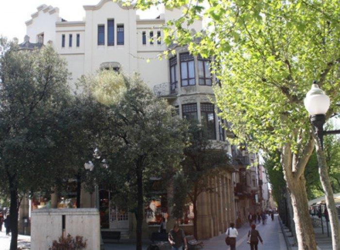 Residència tercera edat a Manresa