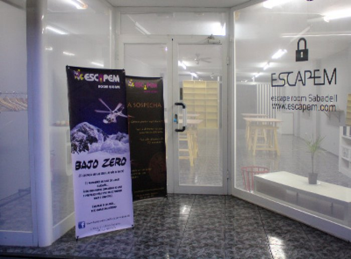Room Escape a Sabadell