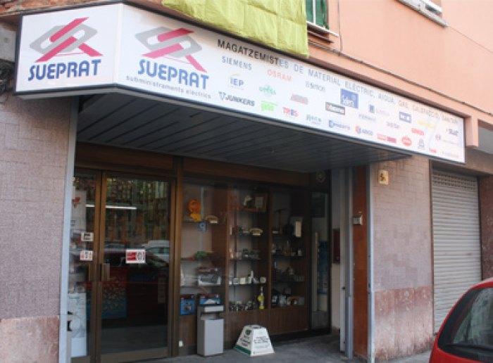 Subministraments elèctrics El Prat